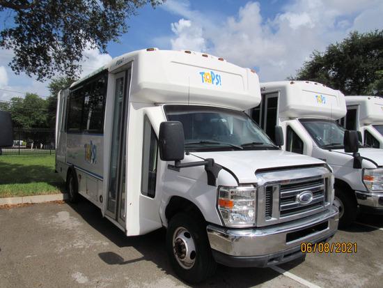 2014 Champion Propane Powered Bus