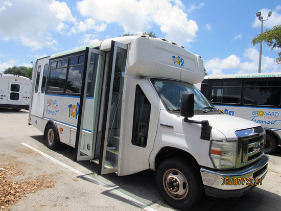 2015 Champion Propane Powered Bus