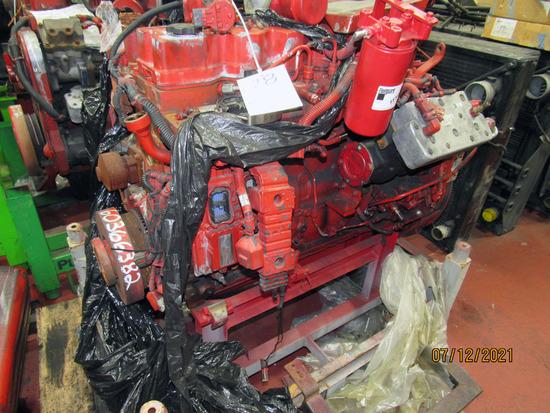 Cummins 6-Cylinder Diesel Engine Core