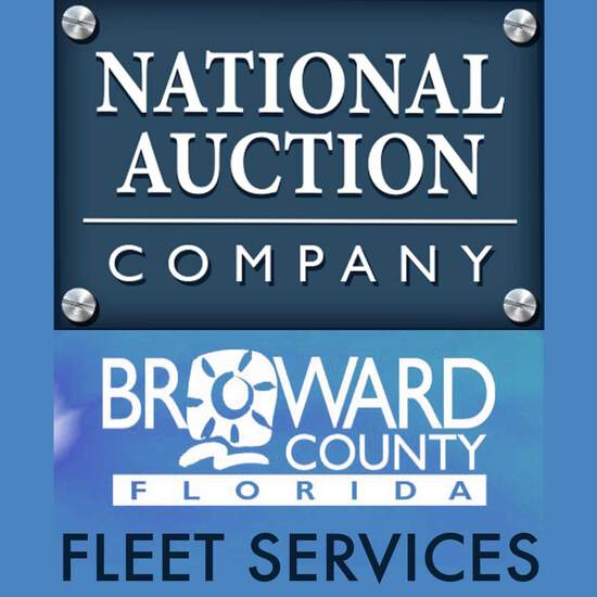 Broward County Fleet Services September Surplus