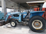 1997 NEW HOLLAND FARM TRACTOR