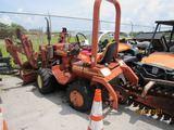 1991 DITCH WITCH TRENCH & BACKHOE