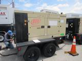 2009 INGERSOLL-RAND POWER SOURCE G90 75KW EMERGENCY GENERATOR