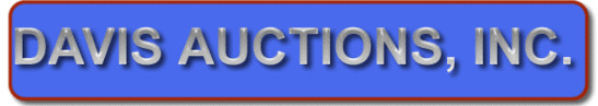 Davis Auctions - Fall Consignment Auction
