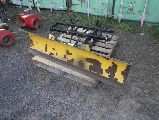 MOOSE PLOW ATV Plow