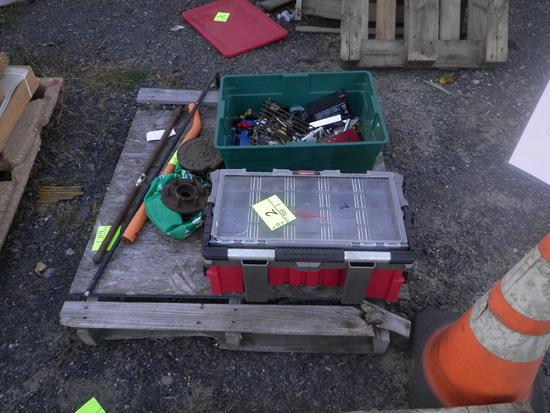 Pallet- Misc Parts