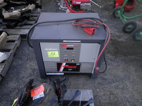THE GENERAL INDUSTRIAL Battery Charger