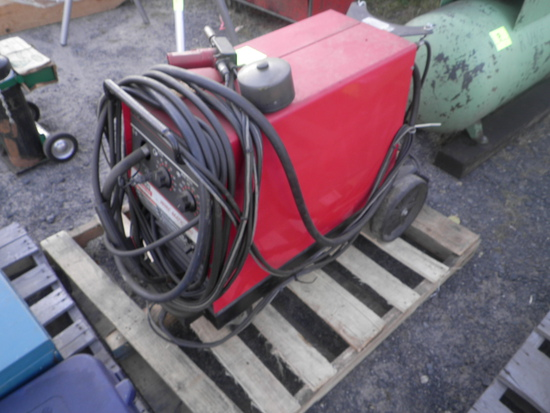 LINCOLN Wire-Matic 250 Wire Feed Welder