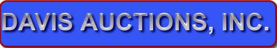 Davis Auctions- Spring Consignment Auction