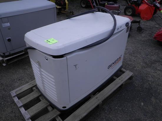 GENERAC Guardian Series Natural Gas 10kw Generator