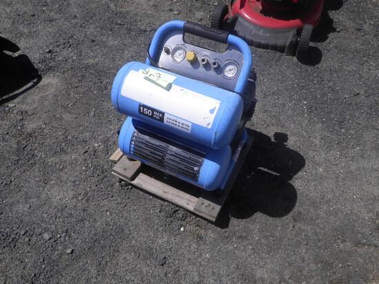 Electric Air Compressor, 150 psi