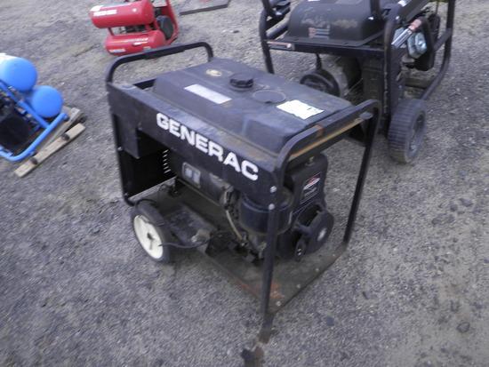 GENERAC LS000E 5000 watt Gas Generator