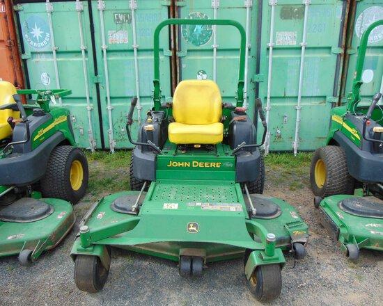 JOHN DEERE 997 Z-Track Mower, dsl, 6' Mower Deck, 2527 hrs.