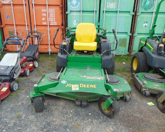 JOHN DEERE 997 Z-Track Mower, dsl, 6' Mower Deck, 2558 hrs, s/n:TC997SC056342