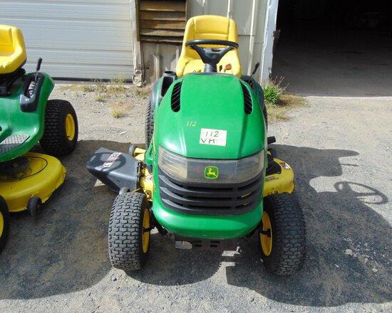 JOHN DEERE L130 48'' Lawn Mower