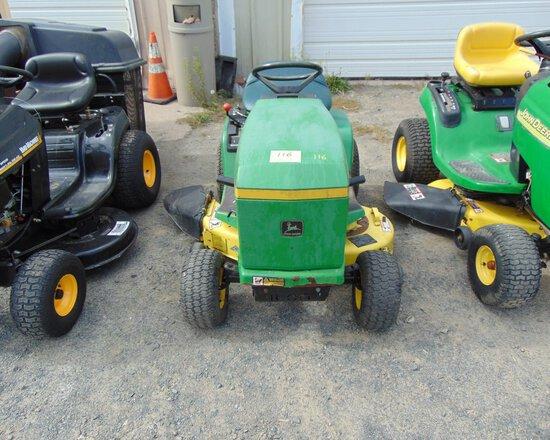 JOHN DEERE STX38 38'' Lawn Mower