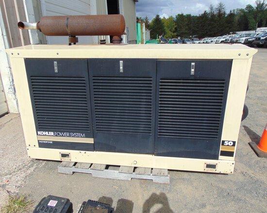 KOHLER Power System Propane Generator, s/n:0662068