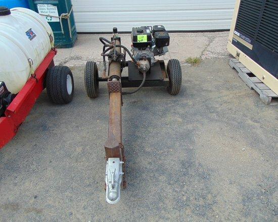Log Splitter, Gas