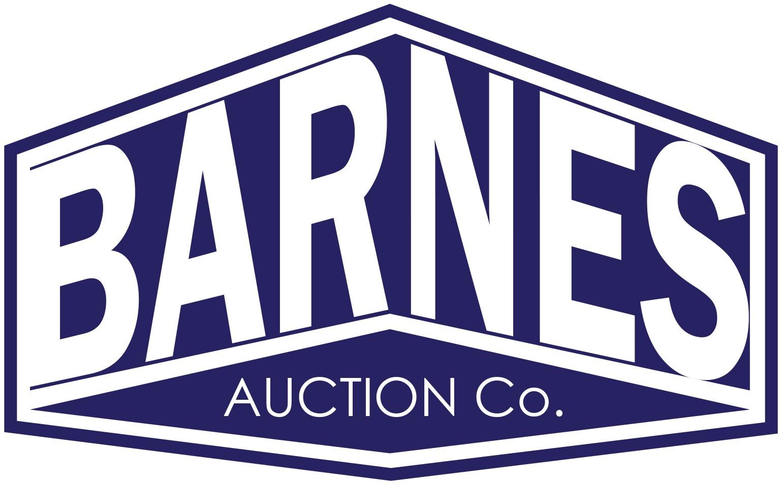 Barnes Auction Co.