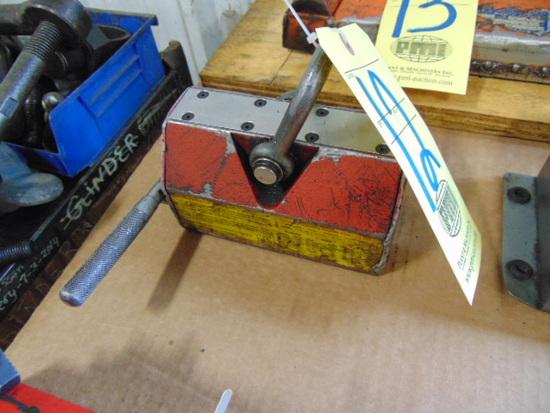 LIFTING MAGNET, ECE 660 LB. CAP. MDL. ECM-300