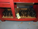LOT OF BUSHINGS, assorted (under one bench)