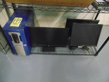 LOT CONSISTING OF: computer & monitors