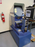 """OPTICAL COMPARATOR, MITUTOYO 14"""" MDL. PH-A14, Mitutoyo Mdl. QM-Data 200 dis"""