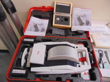 PORTABLE CMM LASER TRACKING SYSTEM, LEICA ABSOLUTE TRACKER MDL. AT401, Infi