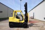 FORKLIFT, HYSTER 15,500 LB. BASE CAP. MDL. S155FT, new 2014, diesel, 113