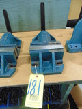 QUICK CLAMP MILLING VISE, 8