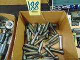 LOT OF R-8 TOOLING, assorted  (in one box)