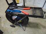 BANDING CART, SIGNODE, w/tools