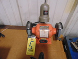 DOUBLE END BENCH GRINDER, CENTRAL MACHINERY 6