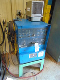 WELDING MACHINE, MILLER MDL. SYNCROWAVE 250DX, S/N LC243338