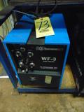 WIRE FEEDER, WORLDWIDE MDL. WR-3