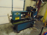 """AUTOMATIC HORIZONTAL BANDSAW, DOALL MDL. C-916A, new 2005, 158"""" blade lengt"""