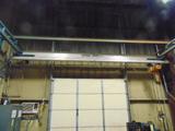 FREE STANDING GANTRY CRANE SYSTEM, GORBEL 2,000 LB. CAP., approx. 20'W. x 2