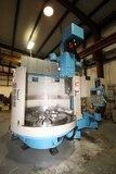 CNC VERTICAL BORING MILL, O-M NEO-16EX, new 2014, Fanuc Series 0I-TD CNC co