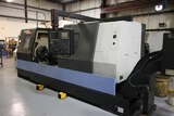 CNC LATHE, DOOSAN PUMA MDL. 400LB, new 2012, Doosan-Fanuc Series I CNC cont