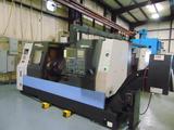 CNC LATHE, DOOSAN PUMA MDL. 400B, new 2011, Doosan-Fanuc Series I CNC contr