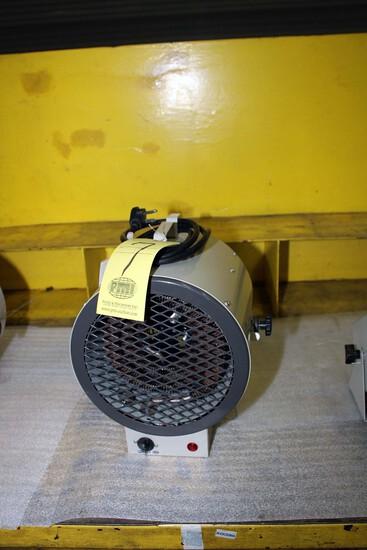 PORTABLE HEATER, TPI CORPORATION MDL. HF684TC, 240 v., 4,000 watt
