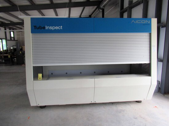 TUBE INSPECTION SYSTEM, AICON 3D MEASUREMENT SYSTEM, New 2011, Hexagon opti