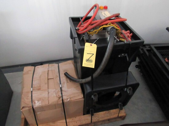 HOSE CLEANING SYSTEM, ULTRACLEAN, S/N UP-PVS-11 (Location 2: JE King Holdin