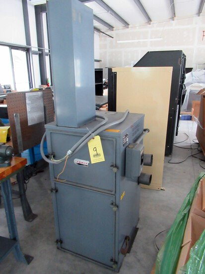 DUST COLLECTOR, TORIT MDL. 75, 1 HP, S/N F1825  (Location 2: JE King Holdin