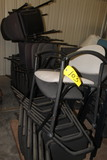 LOT OF APPROX. (37) CHAIRS (on two pallets) (Location 1: Fabcorp, Inc., 695