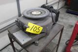 STENCIL MACHINE, MARSH ELECTRIC MDL. 51525 (Location 1: Fabcorp, Inc., 6951