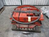 LIFTING ROTARY TABLE, PRESTO P3, S/N V027750-01  (Location 12: Hippo Hopper