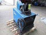 WELDING MACHINE, MILLER DELTAWELD 452, S/N LH260400C, w / Miller 70 series