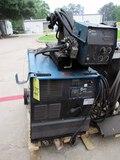 WELDING MACHINE, MILLER CP302, S/N MC090253V, w / Miller 60 series wire fee