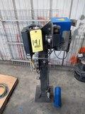 TORCH CLEANING SYSTEM, ABICOR BINZEL MDL. 831-0625, 2012, S/N N.A.  (Locati